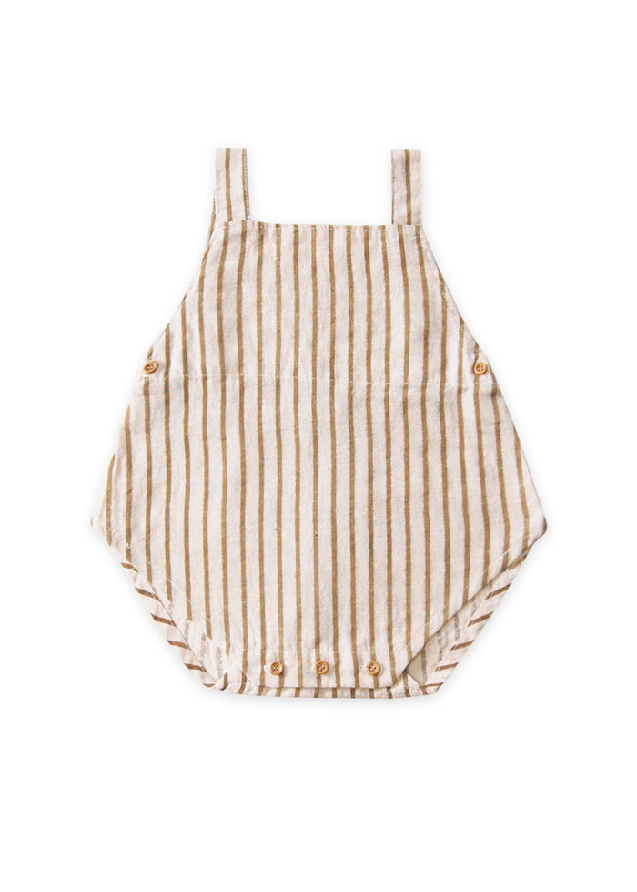 SUNSUIT OVERALLS - FENNEL