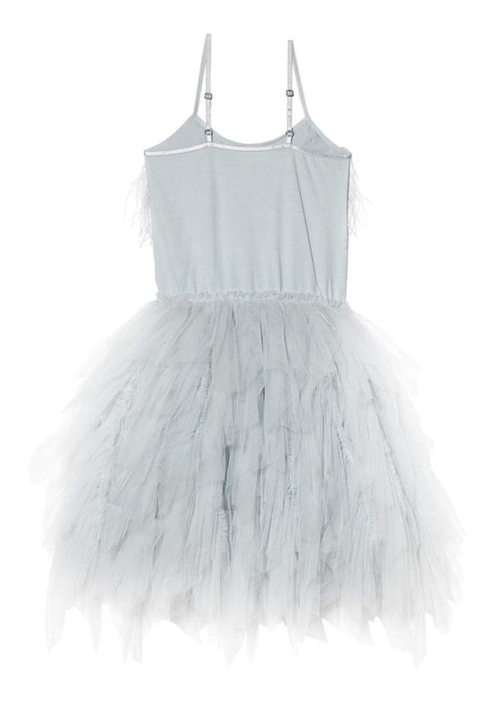 SWAN QUEEN TUTU DRESS - FROSTED