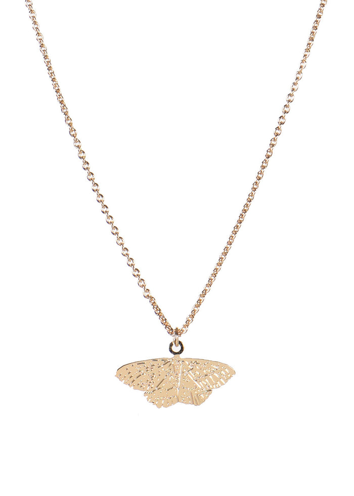 BECKY BUTTERFLY NECKLACE