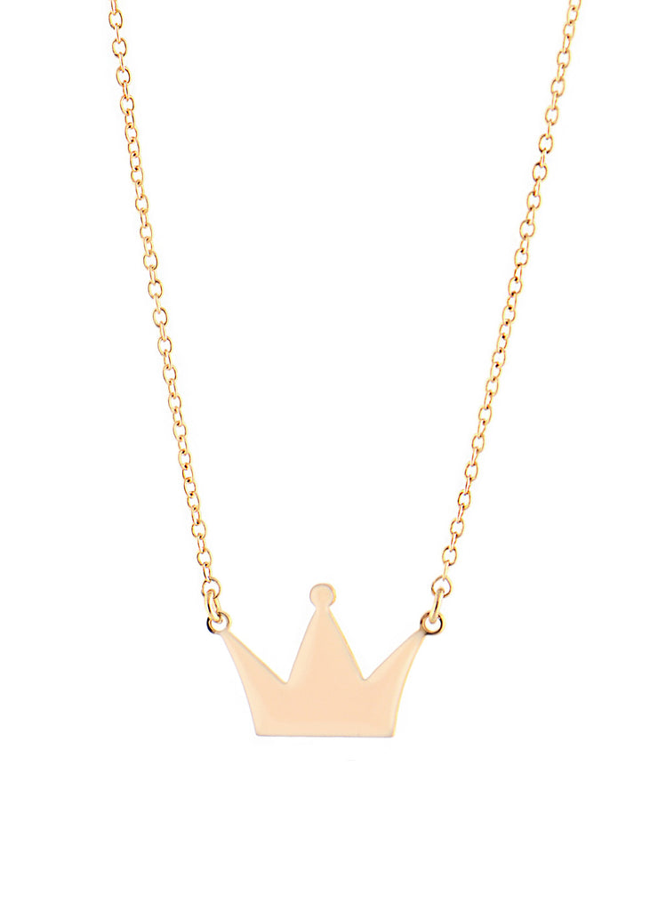 TILLARY CROWN NECKLACE