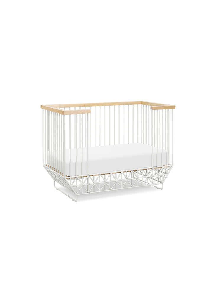 MOD 2-IN-1 CRIB WITH TODDLER BED CONVERSION KIT