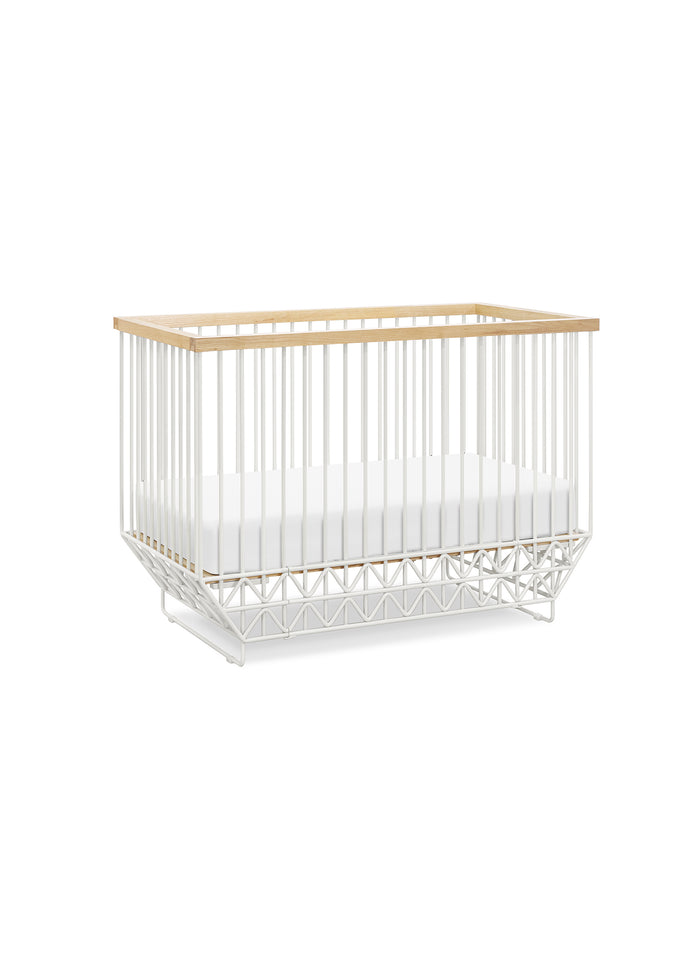MOD 3 IN 1 CRIB WITH TODDLER BED CONVERSION KIT