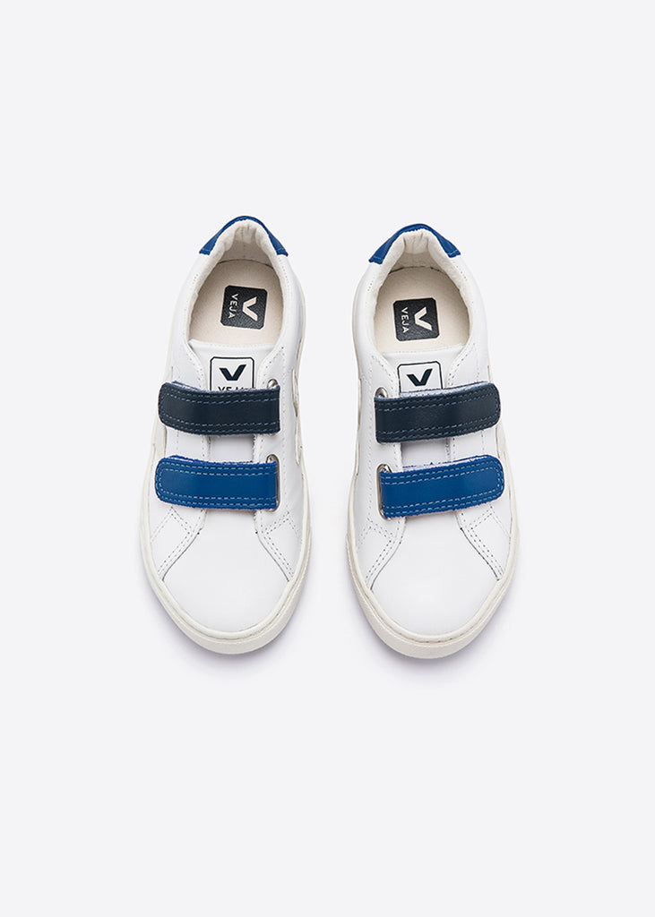 ESPLAR SNEAKERS - WHITE/BLUE