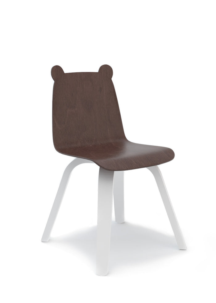 BEAR PLAY CHAIRS - SET OF TWO - color options
