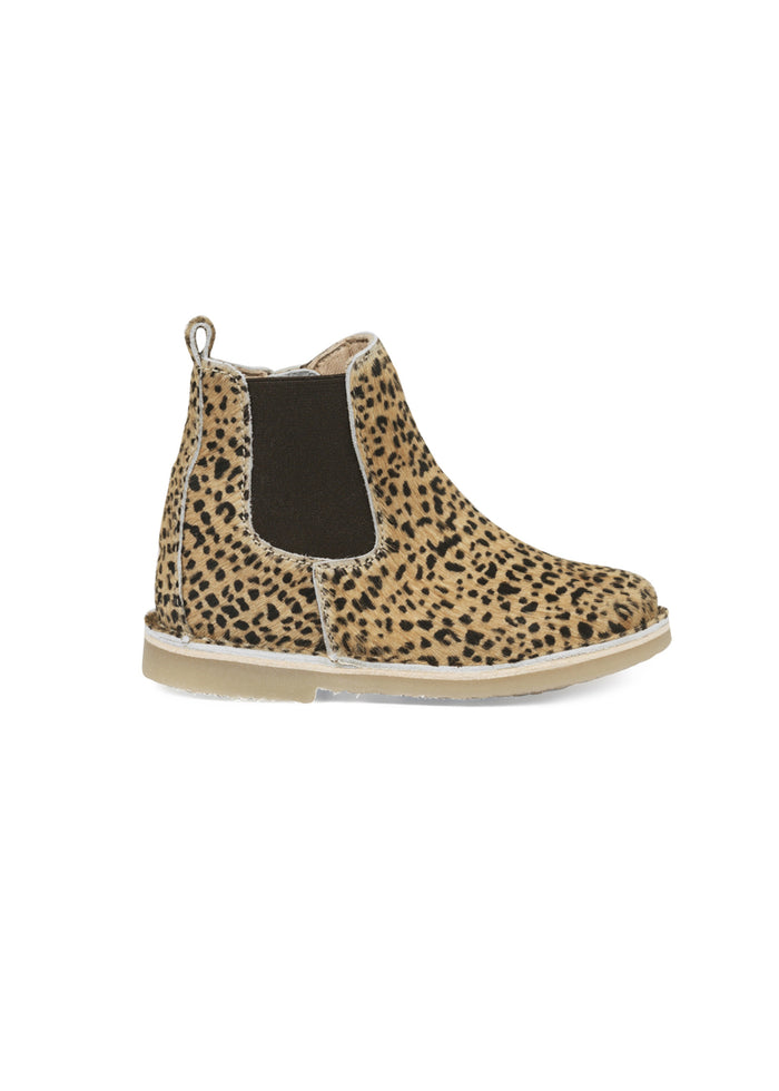 CHELSEA ANKLE BOOT - LEOPARD