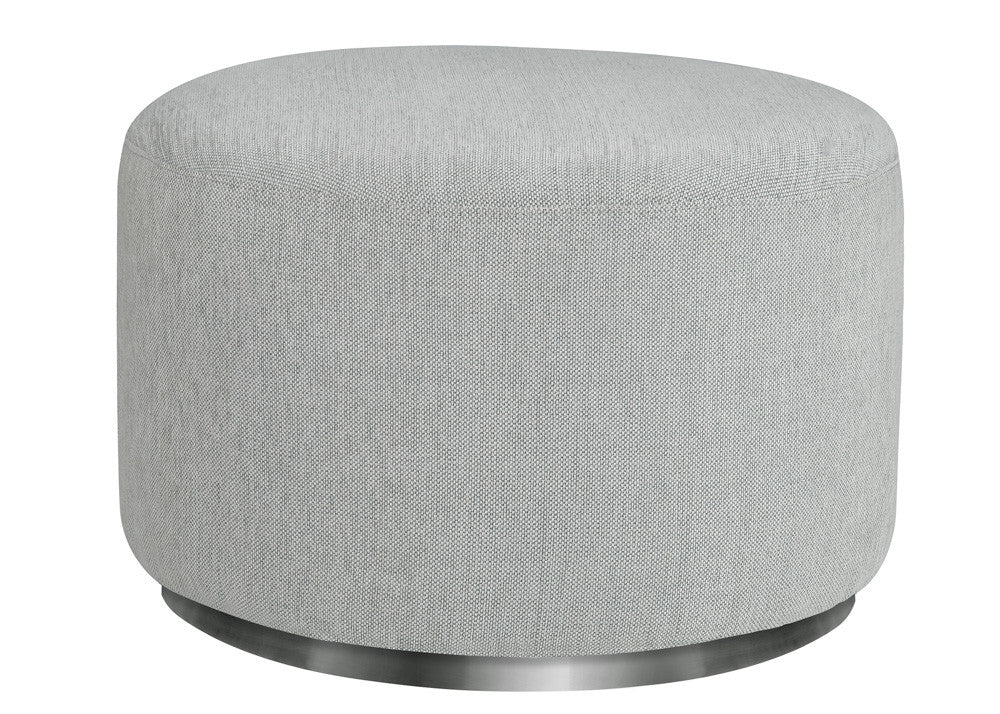 TUBA GLIDING OTTOMAN- 2 COLOR OPTIONS