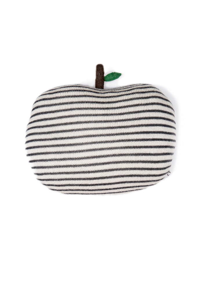 APPLE PILLOW - STRIPES