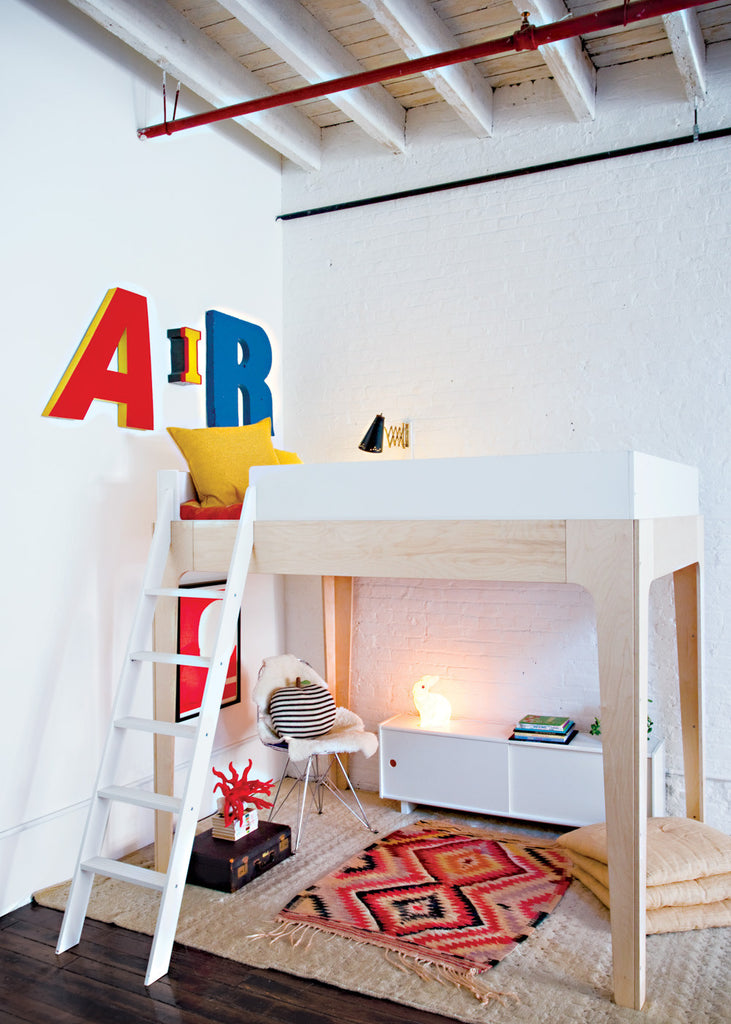 PERCH LOFT BED CONSOLE