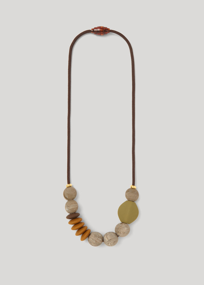 SIGNATURE TEETHING NECKLACE