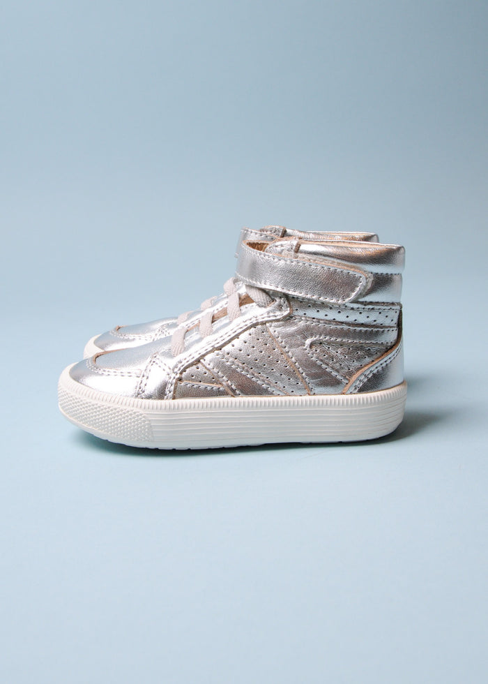 STAR JUMPER HIGHTOP - SILVER