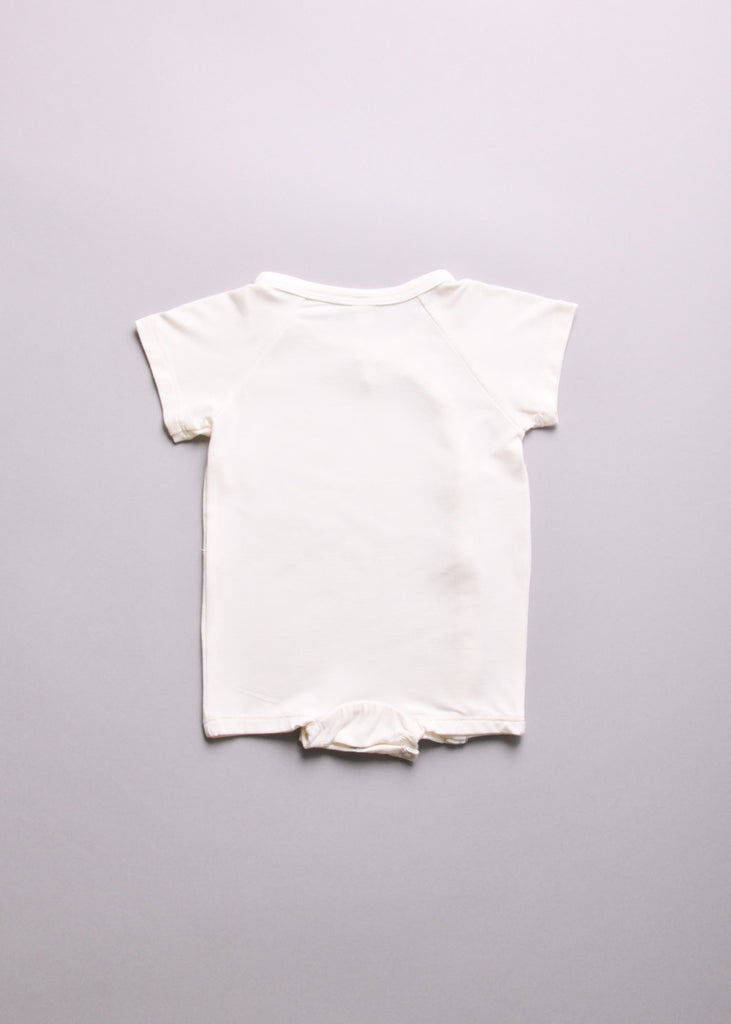 MILK JERSEY LAYETTE - CREAM