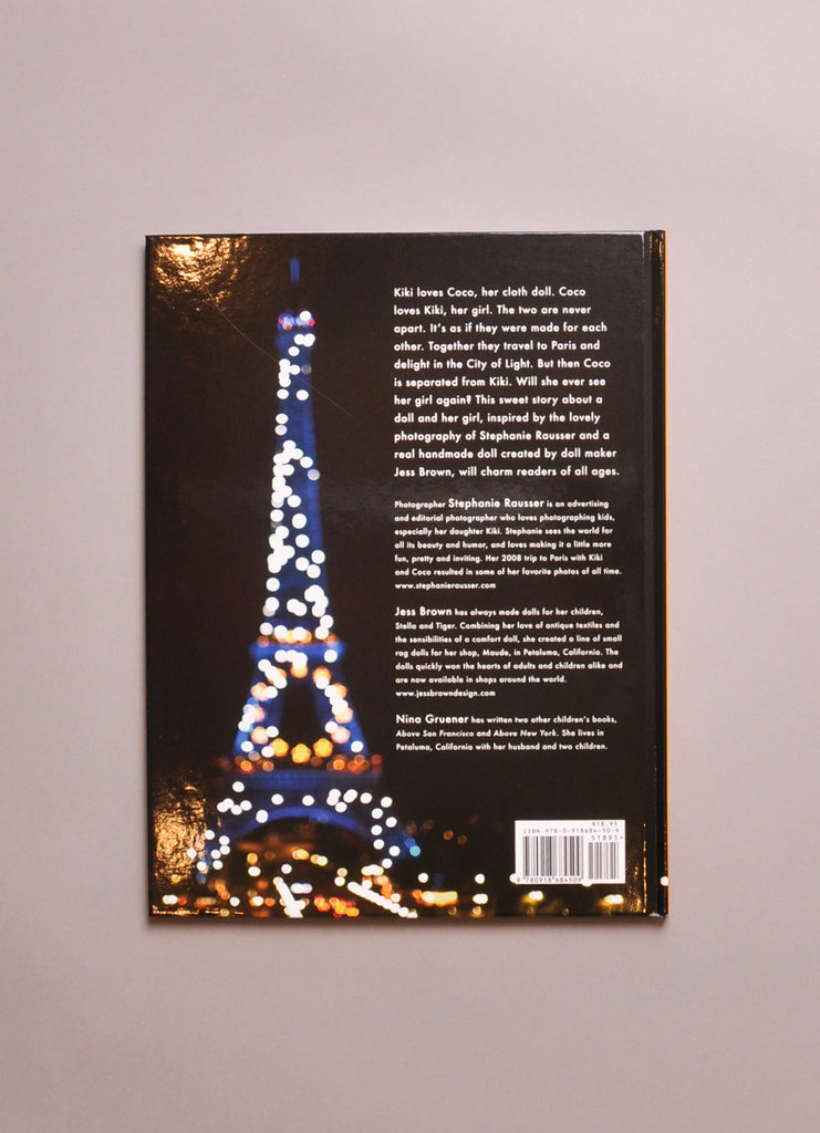 KIKI & COCO IN PARIS BOOK