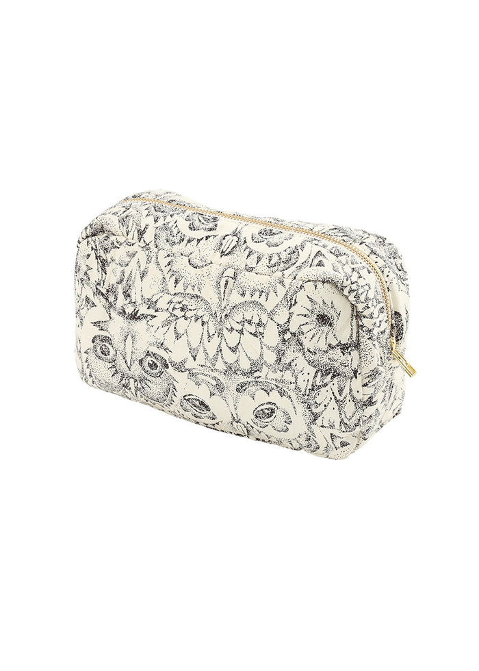 OWL TOILETRY BAG