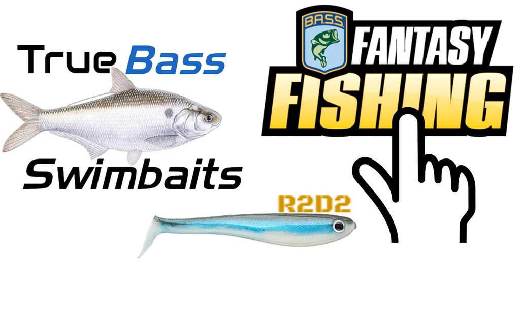 Prizes - Bassmaster Fantasy Fishing - Join True Bass Swimbaits