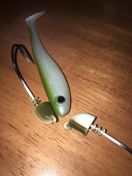 True Lock Swimbait Heads