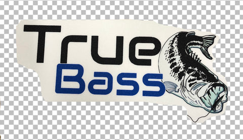 TRUEBASS CARPET DECAL