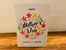Floral - Mother's Day Card (Generic)