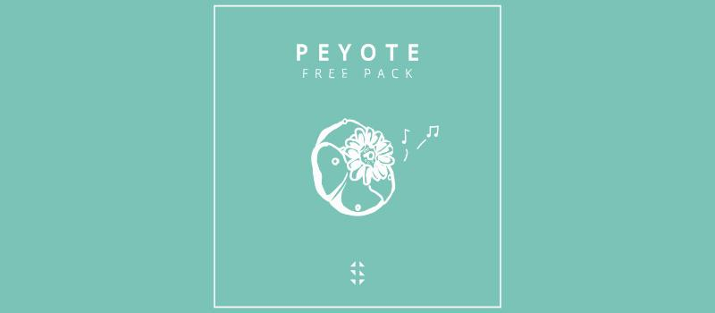Download our Royalty Free Ambient Sample Pack 'Peyote'