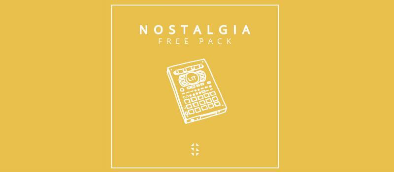 Download our Royalty Free Retro Sample Pack 'Nostalgia'