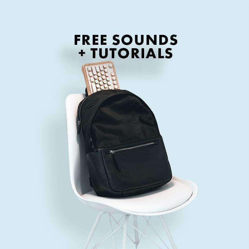 Free Sample Packs & Tutorials
