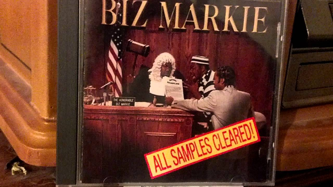Biz Markie All Samples Cleared
