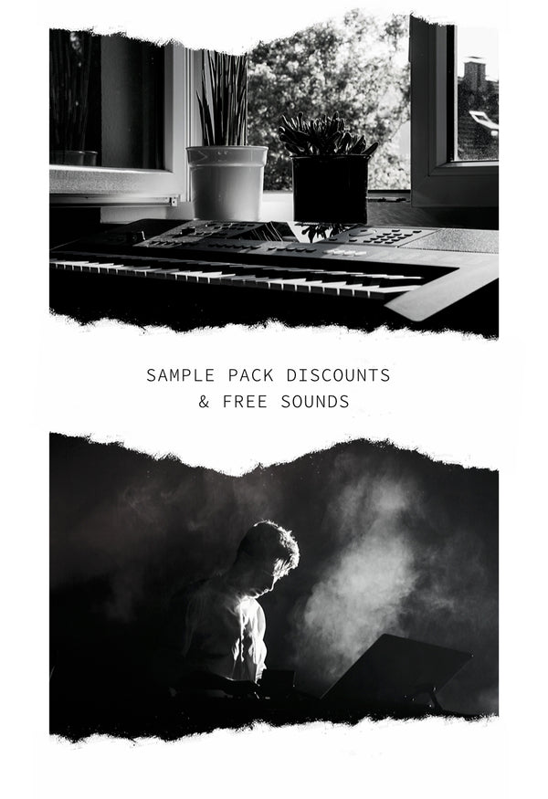 Discount on Sample Packs