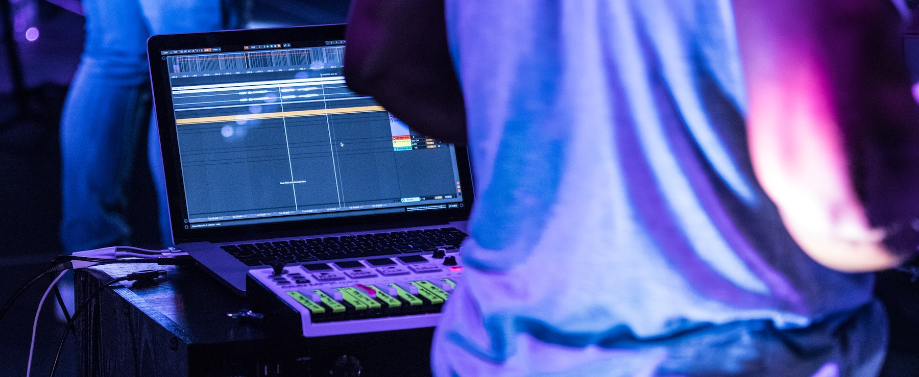 Laptops are Good For Music Production