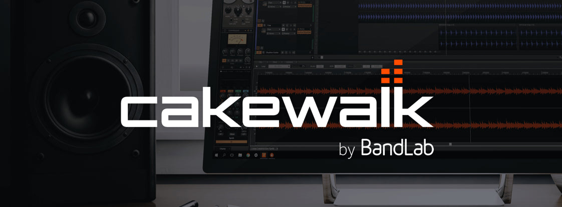 cakewalk by bandlab free beat maker