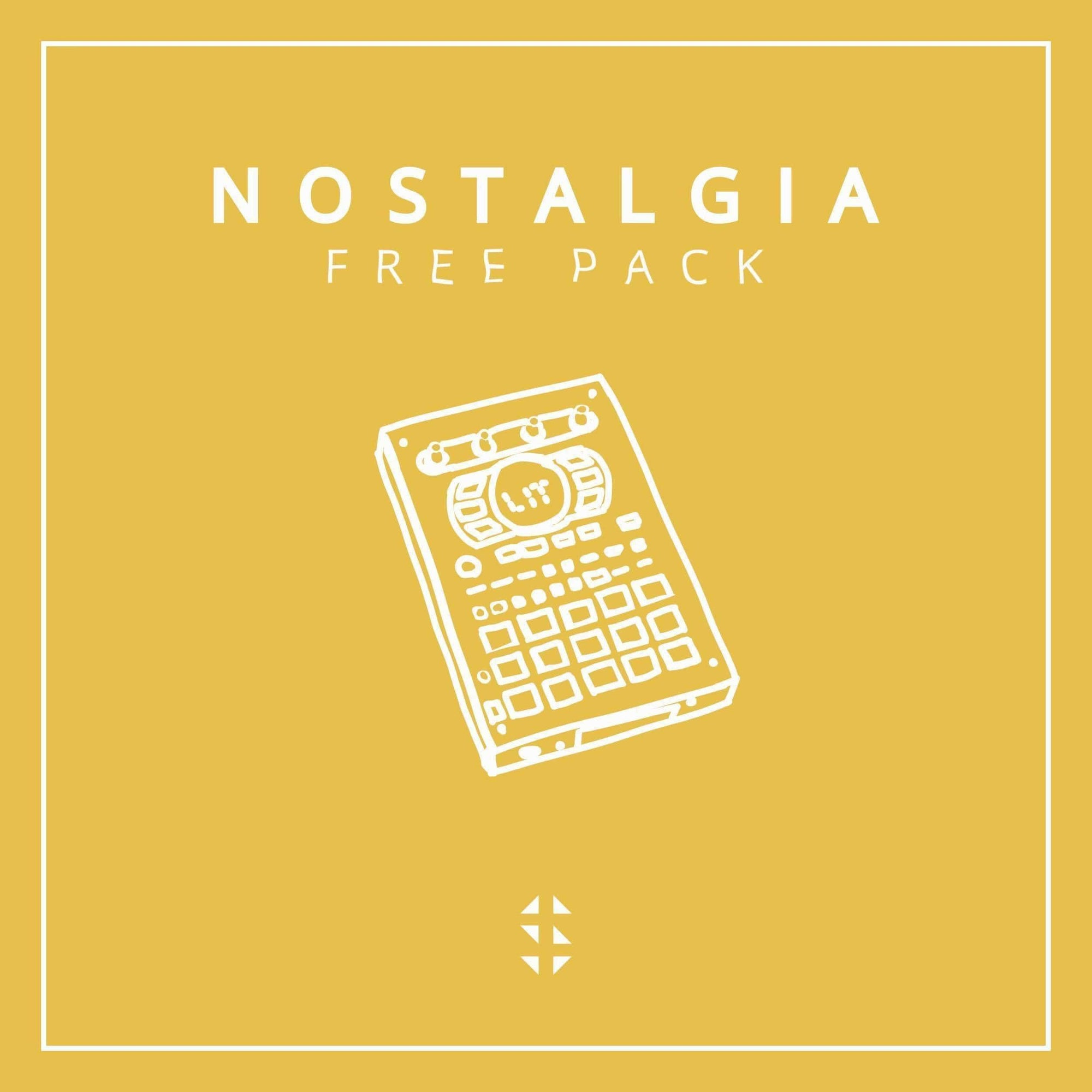Free Chillwave Samples & Ambient Sounds 'Nostalgia'