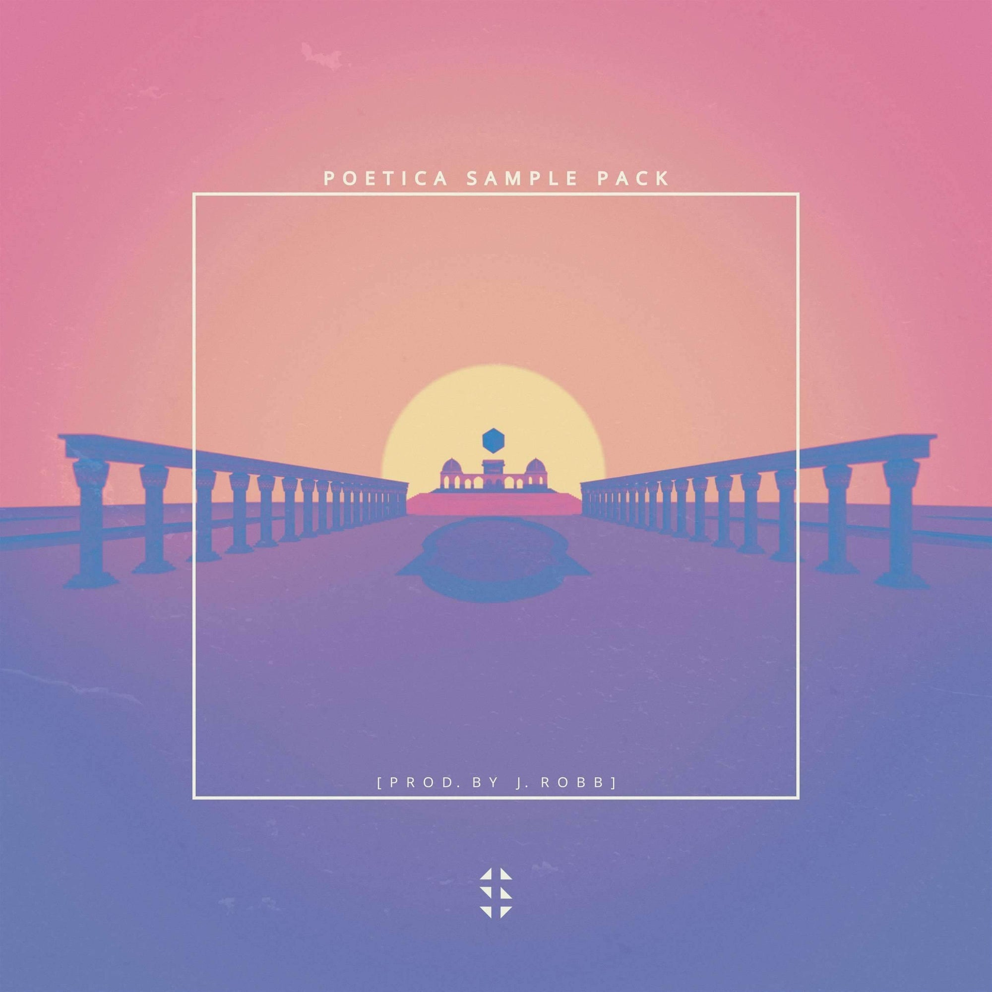 Neo-Soul and Hip Hop Sample Pack 'Poetica' (w/ Production by j.robb) Sample Pack Squadpack x Samplified