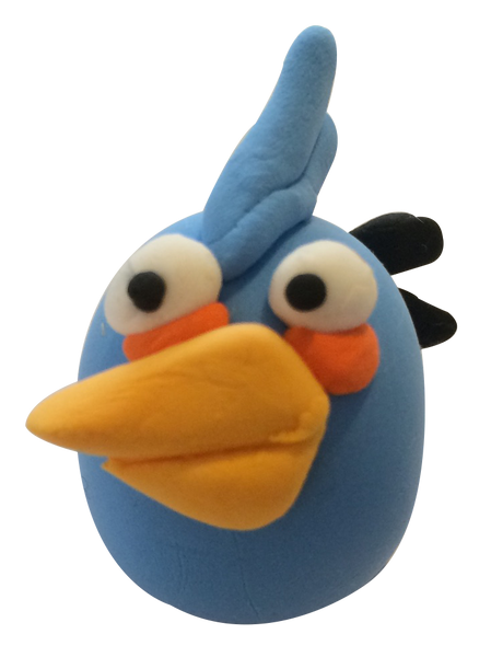 Angry Birds Super Light Air Clay
