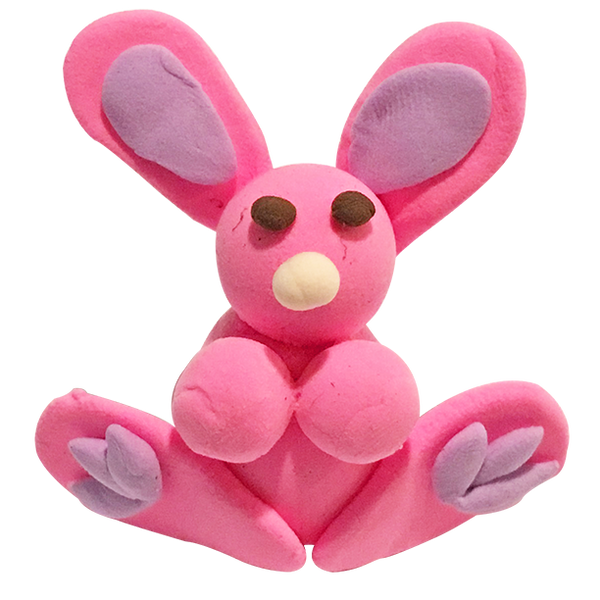 Super Light Air Clay - Bunny