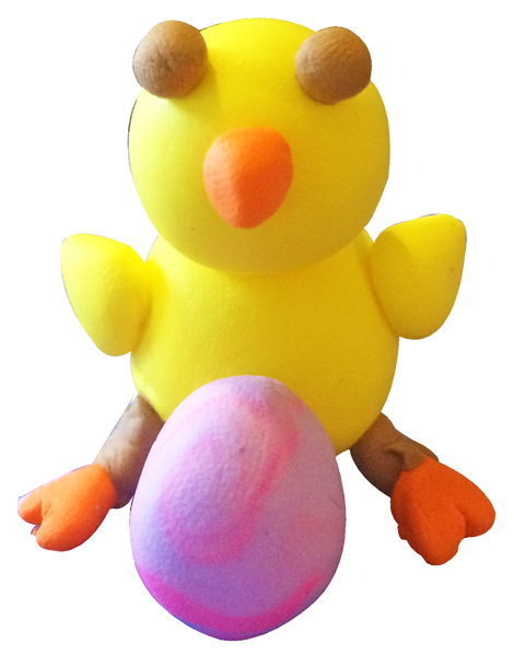 Super Light Air Clay - Easter Chick