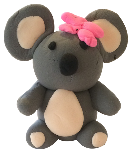Super Light Air Clay - Koala