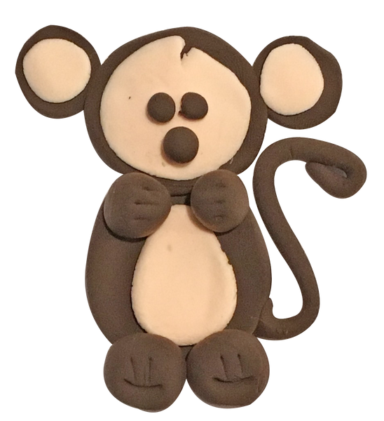 Super Light Air Clay - Monkey