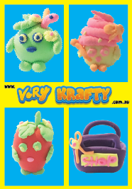 Super Light Air Clay - Shopkins
