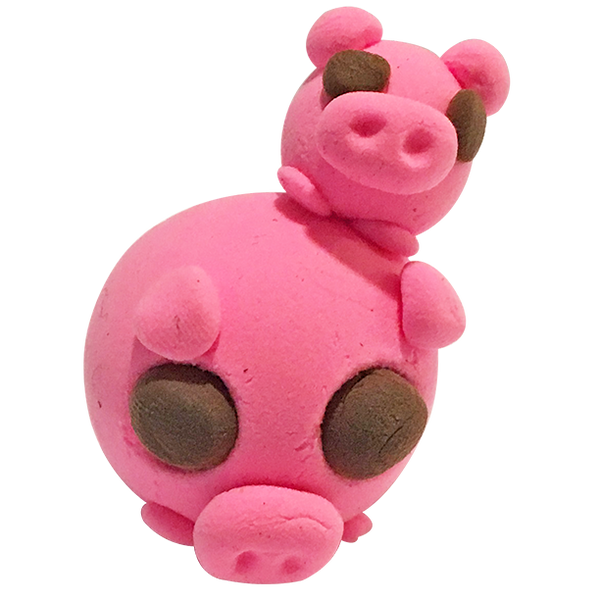 Super Light Air Clay - Pig