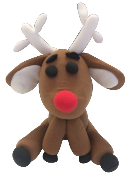 Super Light Air Clay - Raindeer