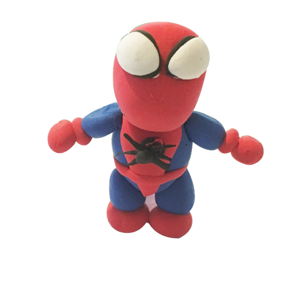 Super Light Air Clay - Spiderman