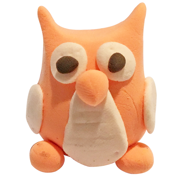 Super Light Air Clay - Owl