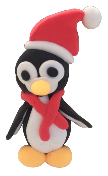 Super Light Air Clay - Penguin