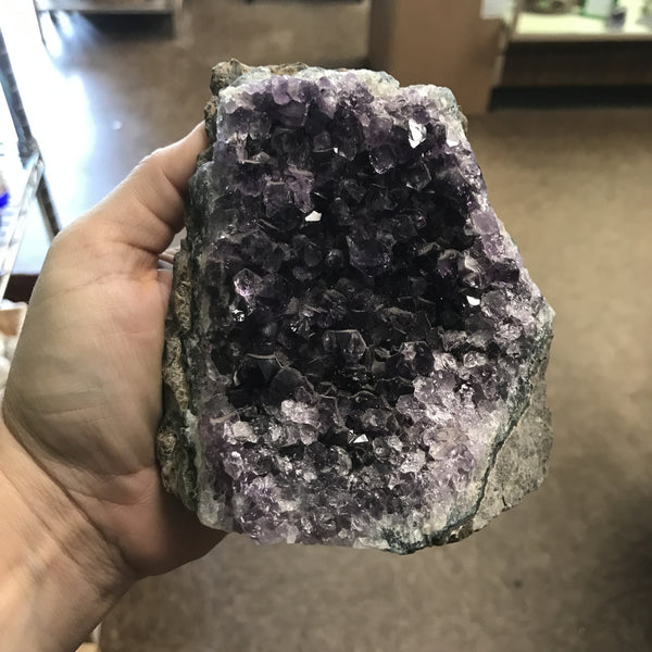 Amethyst Geode Pieces