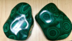 Malachite Pieces