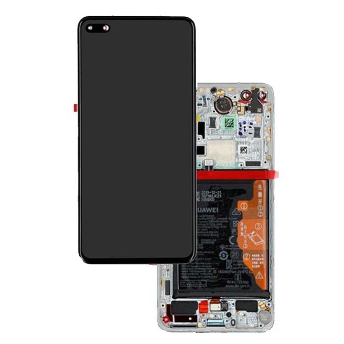 Huawei P40 (2020) White Screen