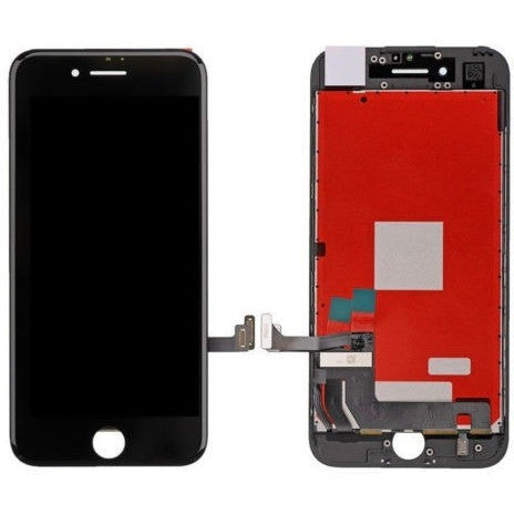 Replacement Apple iPhone 7 Lcd Black - Screenshelf