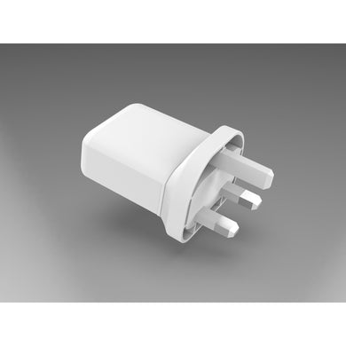 UK USB Charger Plug Adaptor
