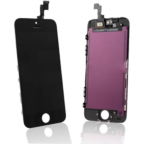 Replacement iPhone 5s LCD - Black