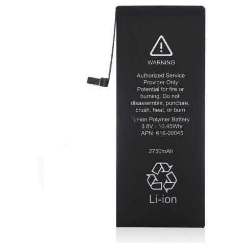 Replacement battery for Apple iphone 6S Plus