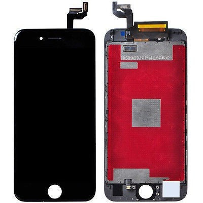 Replacement Apple Iphone 6s plus lcd - Black