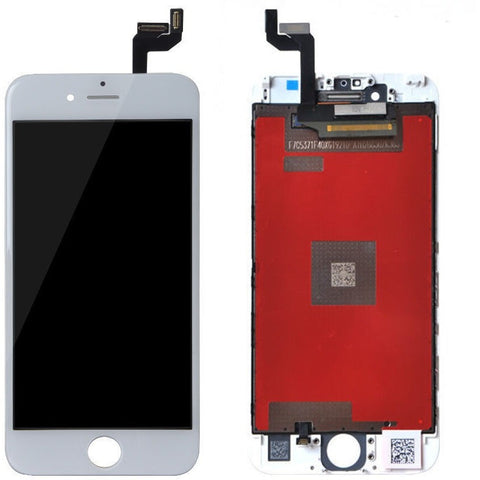 Replacement Apple Iphone 6s plus lcd - White